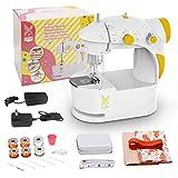 KPCB Nähmaschine für Kinder mit Weihnachtstasche DIY Materialien
