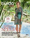 burda style Nähmagazin: best of Kleider [2019-01], Schnittmuster ideal geeignet für Anfänger und Näherfahrene