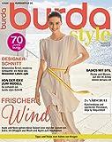 burda style Nähmagazin: Mai-Ausgabe [2020-05], Schnittmuster ideal geeignet für Anfänger und Näherfahrene