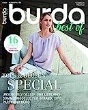 burda style Nähmagazin: best of Tops und Blusen [2020-01], Schnittmuster ideal geeignet für Anfänger und Näherfahrene