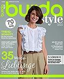 burda style Nähmagazin: Juni-Ausgabe [2020-06], Schnittmuster ideal geeignet für Anfänger und Näherfahrene