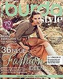 burda style Nähmagazin: August-Ausgabe [2020-08], Schnittmuster ideal geeignet für Anfänger und Näherfahrene