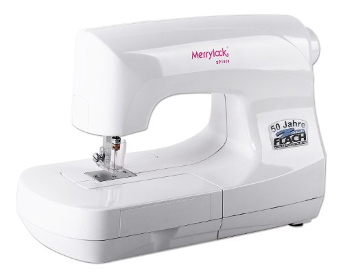 Merrylock SP-1000 Nadelfilzmaschine -- 5 Nadeln -- 800 Stiche -- Freiarm | Filzmaschine zum Trockenfilzen, Maschinenfilzen - 1